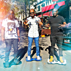 Youssoupha insolites board hoverboard