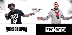 Youssoupha et Mokobe : ambassadeurs insolites board