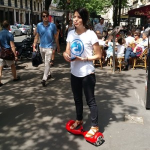Street Marketing : Distribution de Flyers en Insolites Board