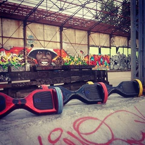 eHockey boards électriques
