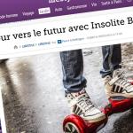 Figaro Insolites Board