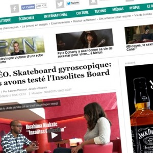 Huffington Post Insolites Board