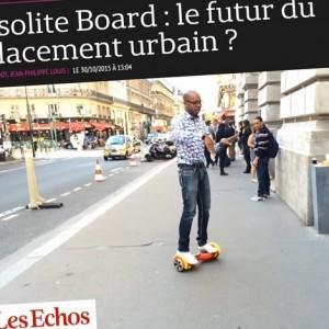 Les echos insolites Board