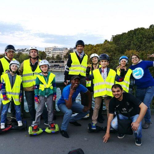 Paris : Hoverboard Tour (Niveau 1)