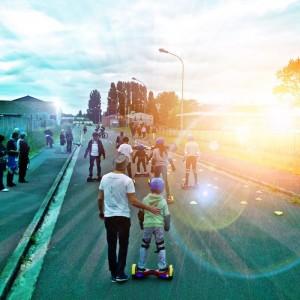 Activités et événements en hoverboards