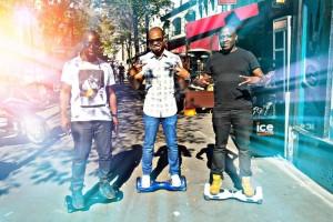Youssoupha ambassadeur d'insolites board hoverboard