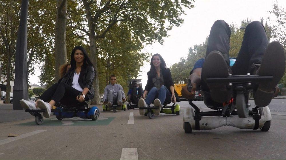 HoverKartTour PARIS
