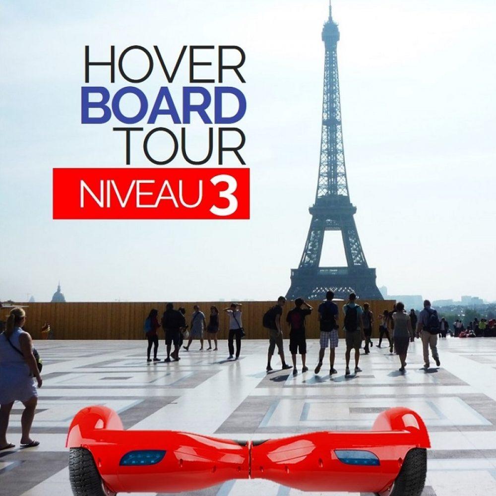 Hoverboard tour niveau 3
