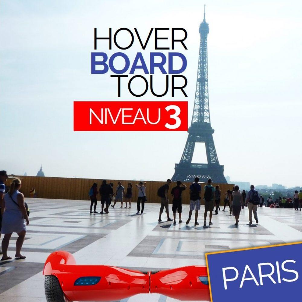 Hoverboard Tout Paris Niveau 3