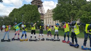 Pack anniversaire Hoverboard