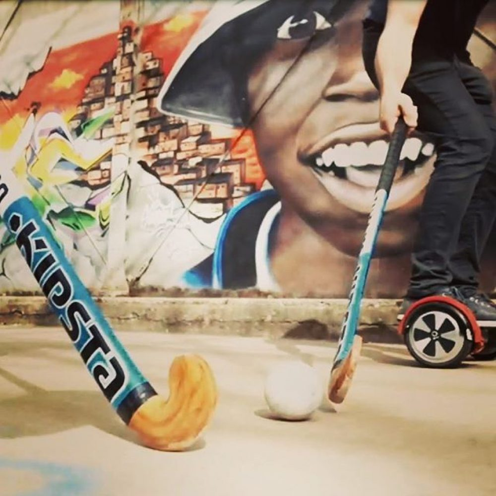 ehockey - hockey sur hoverboard