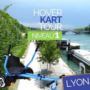 Hoverkart Tour Lyon