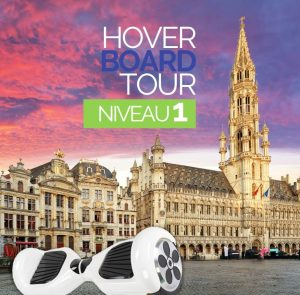 Hoverboard Tour Bruxelles