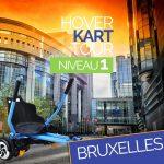 Hoverkart Tour Bruxelles