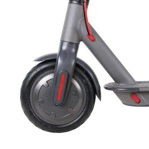 Trottinette electrique windgoo M11 roue avant